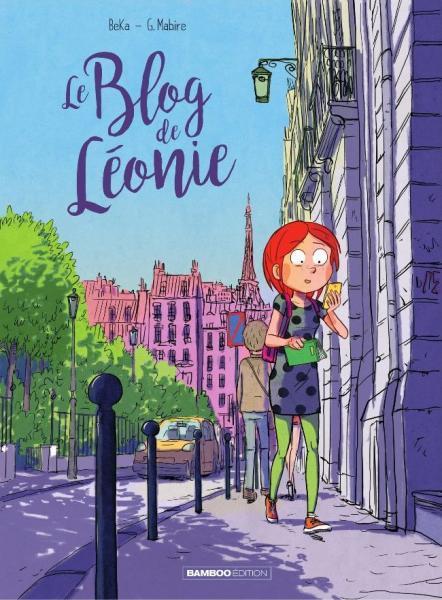 Le blog de ... 3 Le blog de Léonie