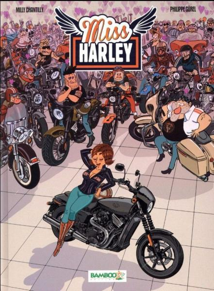 Miss Harley 1 Tome 1