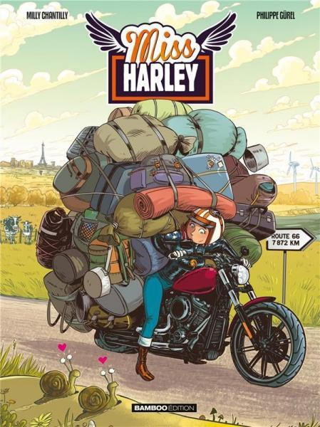 Miss Harley 2 Tome 2