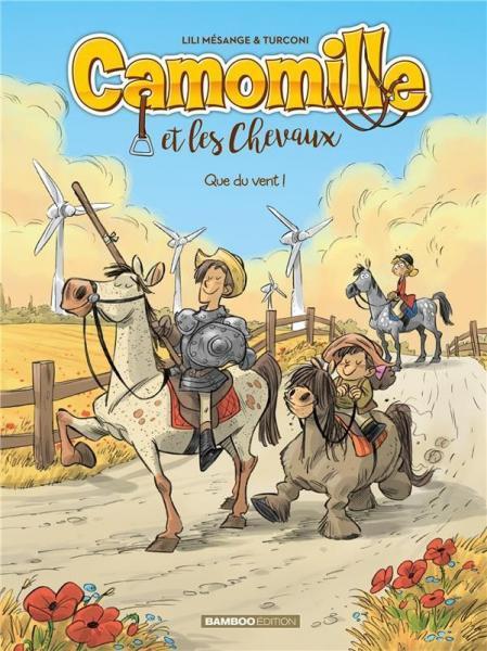 Celestine en de paarden 7 Que du vent