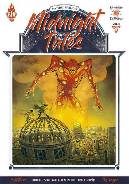 Midnight Tales 3 Tome 3
