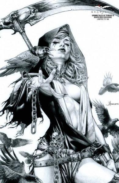 Grimm Tales of Terror C10 Croatoan
