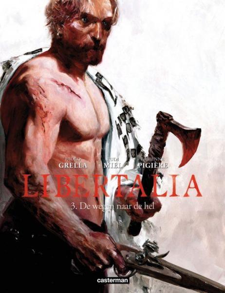 Libertalia 3 De wegen naar de hel