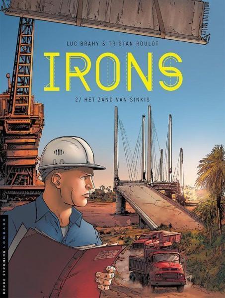 Irons 2 Het zand van Sinkis