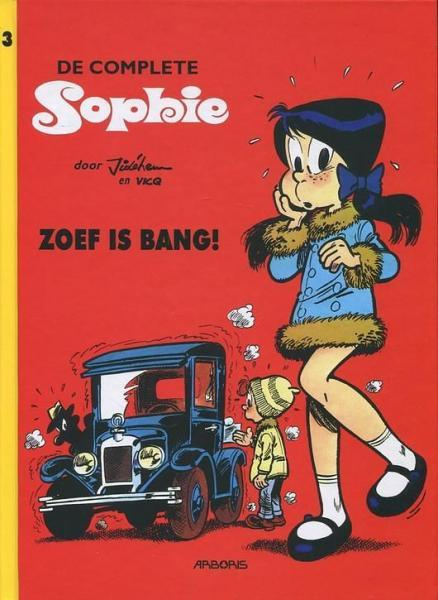 Sophie INT 3 Zoef is bang!