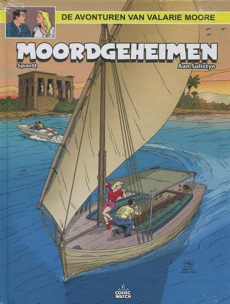 Valarie Moore 1 Moordgeheimen