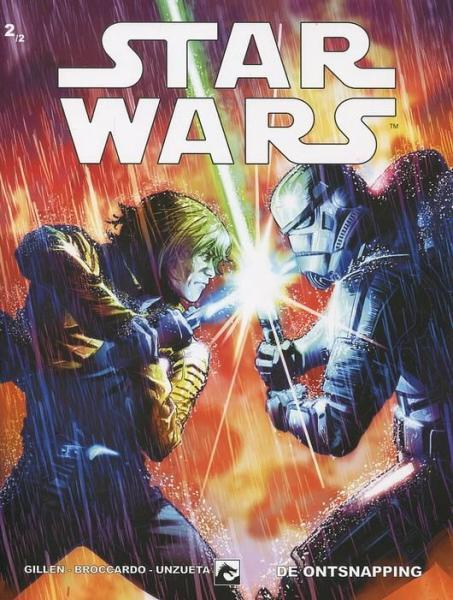 Star Wars (2 - Dark Dragon Books) 24 De ontsnapping, deel 2