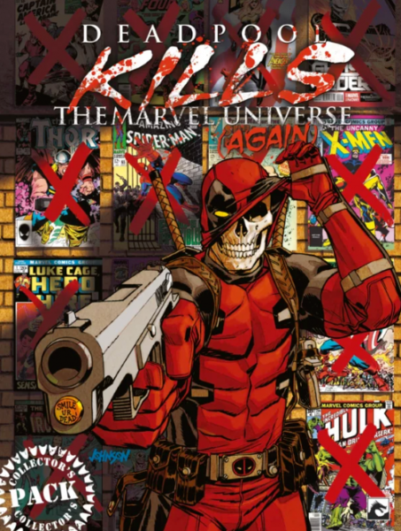 Deadpool Kills the Marvel Universe (Again) (Dark Dragon) 1 Deadpool Kills the Marvel Universe (Again)