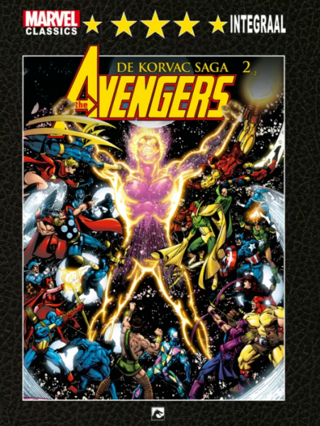 The Avengers: The Korvac Saga (Dark Dragon) 2 Deel 2