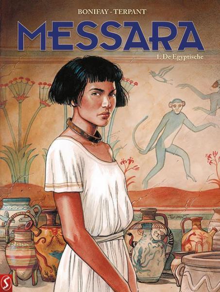 Messara 1 De Egyptische