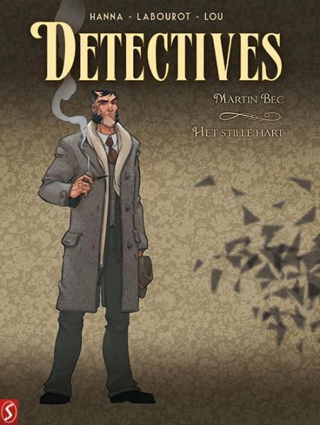 Detectives 4 Martin Bec - Het stille hart