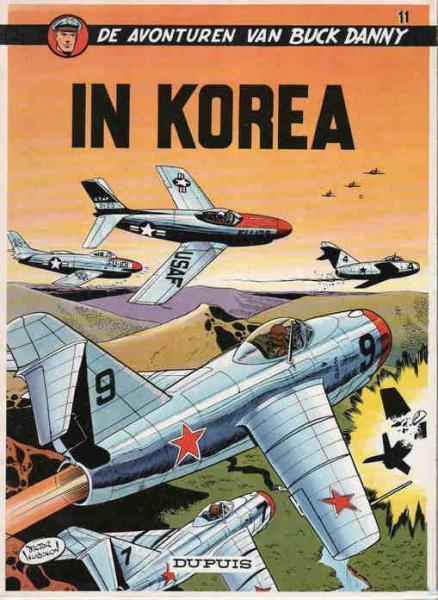 Buck Danny 11 In Korea