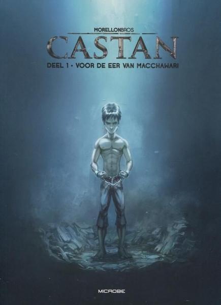 Castan 1 Voor de eer van Macchawari