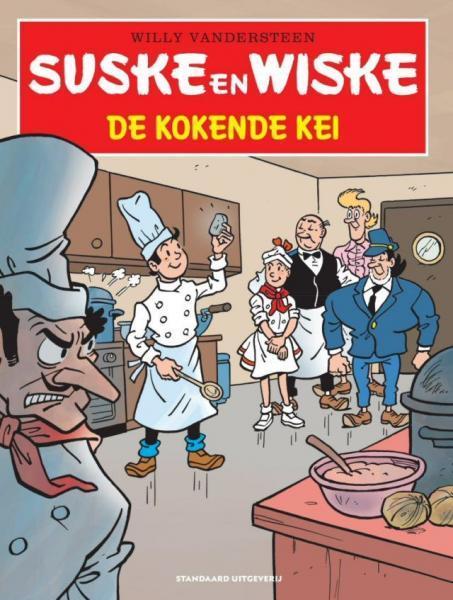 Suske en Wiske in het kort 6 De kokende kei