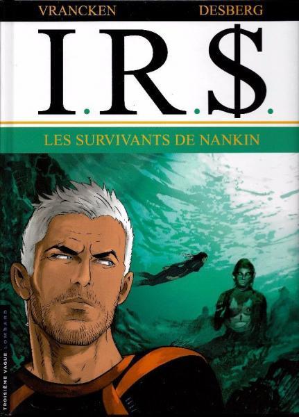 I.R.$. 14 Les survivants de Nanking