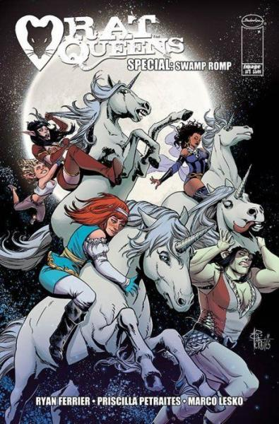 Rat Queens Special: Swamp Romp 1 Rat Queens Special: Swamp Romp