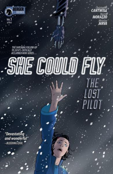 She Could Fly: The Lost Pilot 1 Apple Dumpling