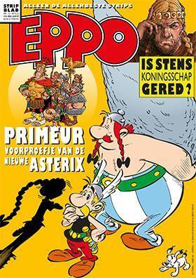 Eppo - Stripblad 2019 (Jaargang 11) 12 Nummer 12