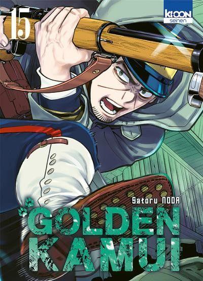 Golden Kamui 15 Tome 15