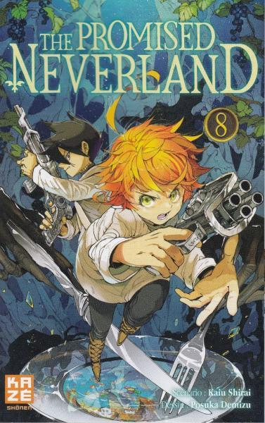 The Promised Neverland 8 Jeux interdits