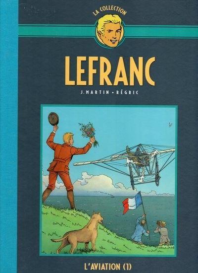 De reizen van Lefranc 1 L'aviation (1)