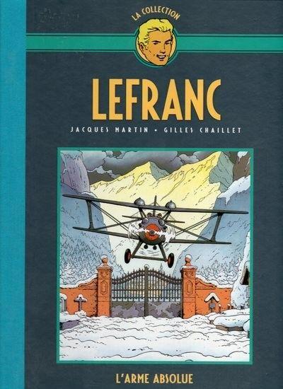 Lefranc 8 L'arme absolue