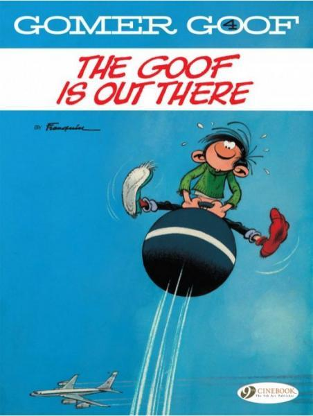 Gomer Goof 4 The Goof is Out There