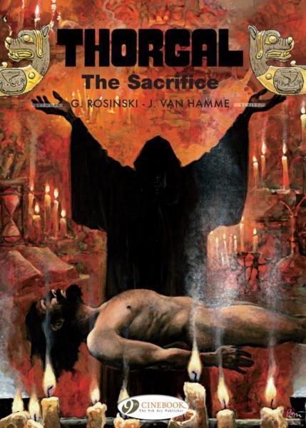 Thorgal (Cinebook) 21 The Sacrifice