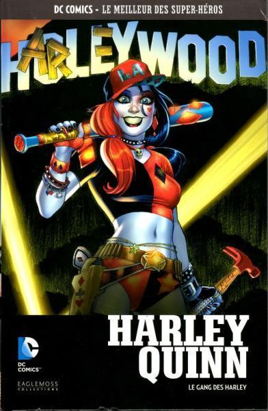 DC Comics - Le meilleur des super-héros 100 Le gang des Harley