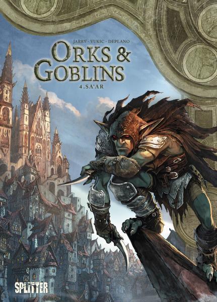 Orks & goblins 4 Sa'ar