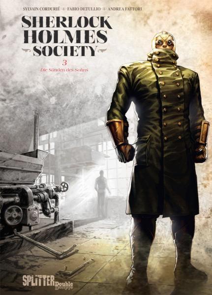 Sherlock Holmes - Society (Splitter) 3 Die Sünden des Sohns