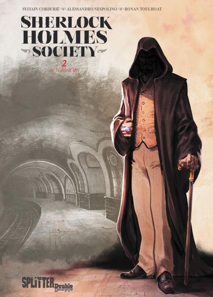 Sherlock Holmes - Society (Splitter) 2 Nomine Dei