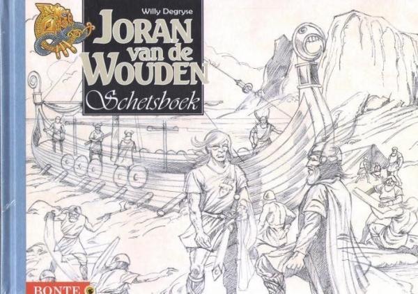 Joran S1 Schetsboek