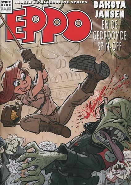 Eppo - Stripblad 2019 (Jaargang 11) 13 Nummer 13