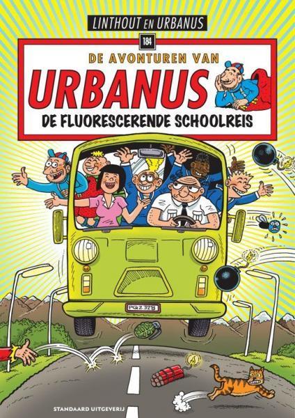Urbanus 184 De fluorescerende schoolreis
