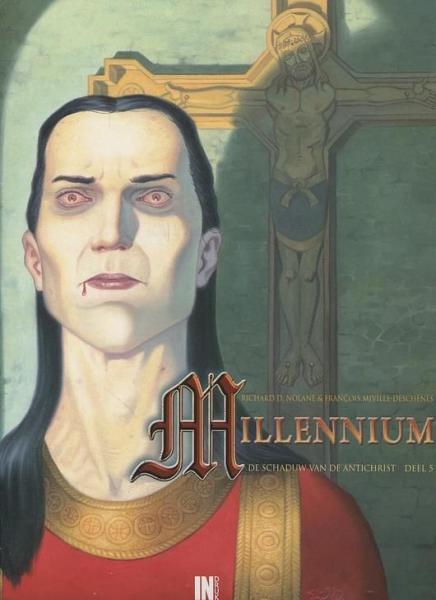 Millennium (Nolane) 5 De schaduw van de antichrist