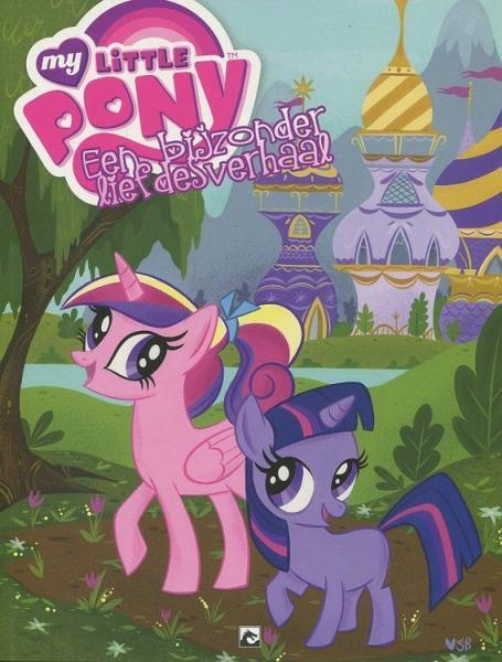 My Little Pony (Dark Dragon) 4 Een bijzonder liefdesverhaal