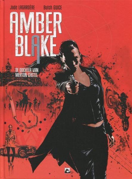Amber Blake INT 1 De dochter van Merton Castle