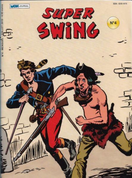Super Swing (2e serie) 4 La canne qui tue, partie 2