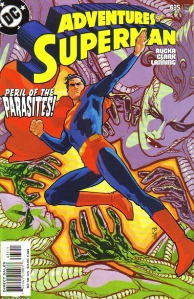 superman temp - te verplaatsen naar hoofdreeks 635 That Healing Touch, Part 3