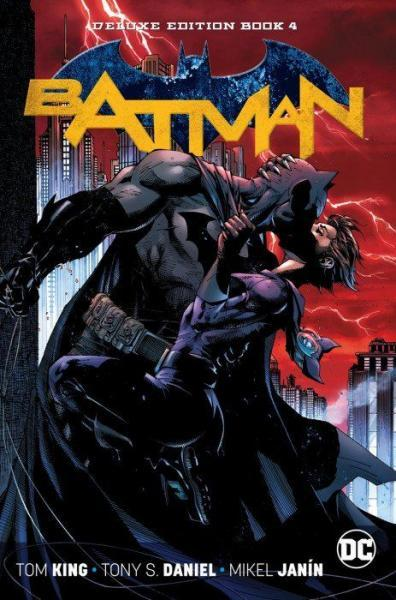 Batman INT *4 Deluxe Edition Book 4