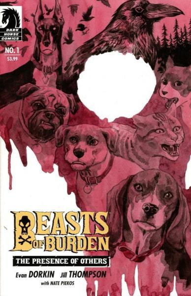 Beasts of Burden: The Presence of Others 1 Issue #1
