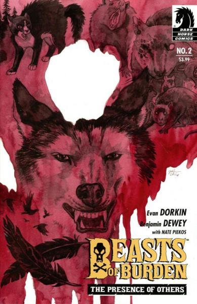 Beasts of Burden: The Presence of Others 2 Issue #2