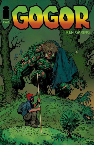 Gogor 2 Issue #2