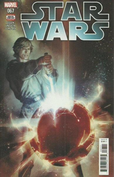 Star Wars (Marvel) A67 The Scourging of Shu-Torun, Part 6