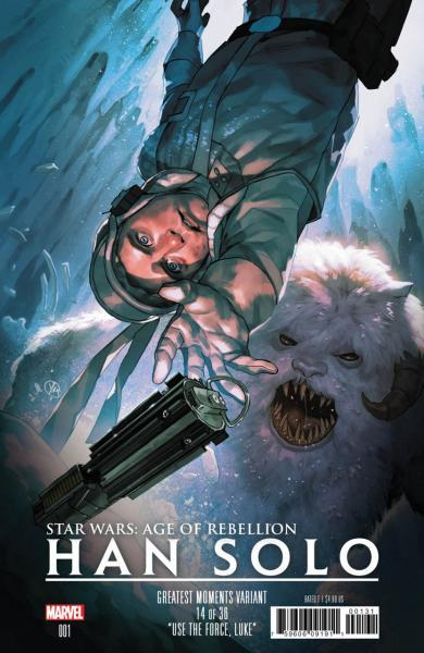 Star Wars: Age of Rebellion - Han Solo 1 Running from the Rebellion