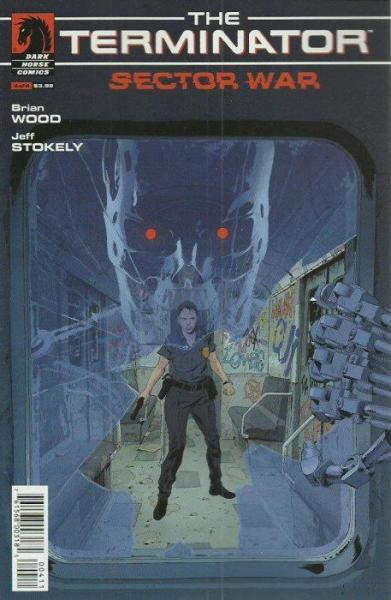The Terminator: Sector War 4 Issue #4
