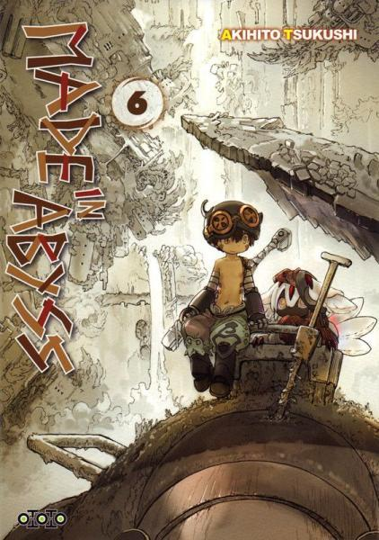 Made in Abyss 6 Tome 6