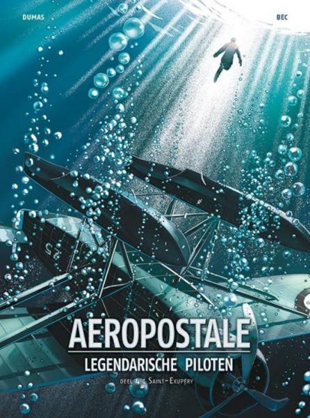 Aéropostale - Legendarische piloten 4 Saint-Exupéry