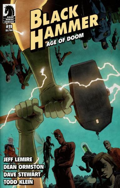 Black Hammer: Age of Doom 11 Issue #11